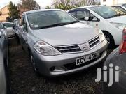 Nissan Tiida 2012 1.6 Hatchback Silver | Cars for sale in Nairobi, Kileleshwa