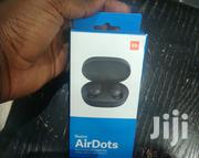 Xiaomi Redmi Airdots Wireless TWS 5.0 Earphone Earbuds Headset Black | Headphones for sale in Nairobi, Nairobi Central
