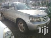 Toyota Kluger 2009 Silver   Cars for sale in Nairobi, Kilimani