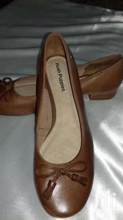 Original Leather Shoes Hush Puppies | Shoes for sale in Mombasa, Majengo