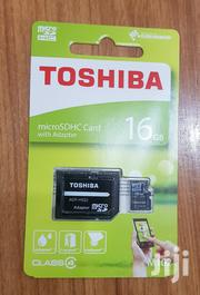 Original 16gb Toshiba Memory Card With One Year Warranty | Accessories for Mobile Phones & Tablets for sale in Nairobi, Nairobi Central