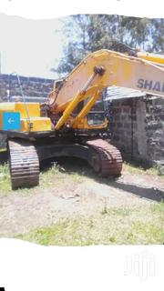 Excavator Shantui Crawler.Reppossed. | Heavy Equipments for sale in Nyeri, Ruring'U