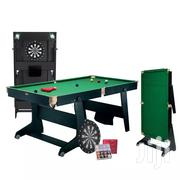Folding Pool Table With Dartboard   Sports Equipment for sale in Nairobi, Parklands/Highridge