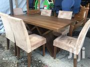 6 Chairs Turkey Imported Dining Table | Furniture for sale in Nairobi, Ruai