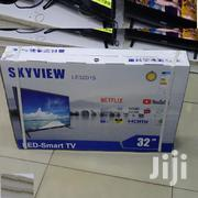 Smart Digital Android Internet Enabled Skyview TV 32 Inch | TV & DVD Equipment for sale in Nairobi, Nairobi Central