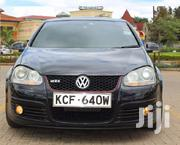 Volkswagen Golf 2009 GTI Black | Cars for sale in Nairobi, Nairobi South