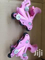 Get Up 'n Roll Inline Skates Rollerblades Adjustable Size 9 - 13 .5 | Sports Equipment for sale in Nairobi, Kahawa West