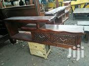 Solid Wood Tv Stand | Furniture for sale in Nairobi, Ngando