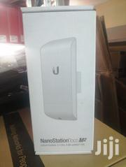 Ubiquiti Nanostation Loco M5 Point To Point Access Point | Networking Products for sale in Nairobi, Nairobi Central