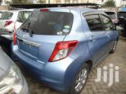New Toyota Vitz 2012 Blue | Cars for sale in Mombasa, Tononoka