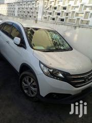 Honda CR-V 2013 White | Cars for sale in Mombasa, Likoni