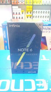 New Infinix Note 6 64 GB Silver | Mobile Phones for sale in Nairobi, Nairobi Central