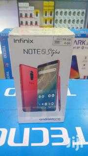 New Infinix Note 5 Stylus 64 GB Gray | Mobile Phones for sale in Nairobi, Nairobi Central