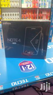 New Infinix Note 4 Pro 32 GB Black | Mobile Phones for sale in Nairobi, Nairobi Central