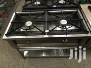 2 Burner Stainless Steel High Pressure Gas Cooker | Kitchen & Dining for sale in Mombasa, Majengo