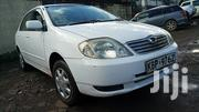 Toyota Corolla 2004 White | Cars for sale in Nairobi, Ngara