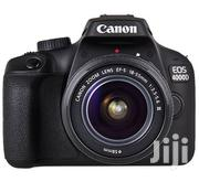 Canon 4000D DSLR Camera With 18-55mm Lens Kit | Cameras, Video Cameras & Accessories for sale in Nairobi, Nairobi Central