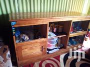 TV Stand/Small Storage Wooden Wall Unit | Home Accessories for sale in Kiambu, Uthiru
