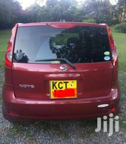 Nissan Note 2011 1.4 Red | Cars for sale in Nairobi, Westlands