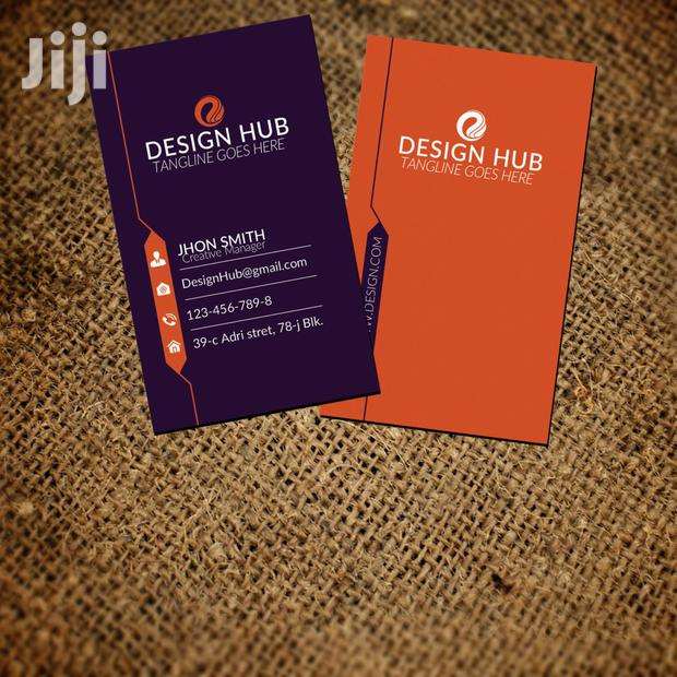 Archive: Business Cards And Flyers