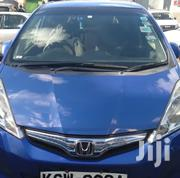 Honda Fit 2012 Sport Automatic Blue | Cars for sale in Nairobi, Nairobi South