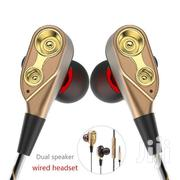 Earphones 4 Speakers Acoustic Bass | Audio & Music Equipment for sale in Nairobi, Nairobi Central