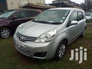 Nissan Note 2012 1.4 Silver | Cars for sale in Mombasa, Bamburi