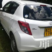 Toyota Vitz 2011 White | Cars for sale in Nairobi, Kasarani