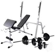 Gym Weights and Bars | Sports Equipment for sale in Nairobi, Ngara