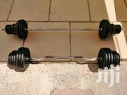 Gym Weights and Bars | Sports Equipment for sale in Nairobi, Mugumo-Ini (Langata)