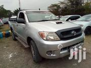 Toyota Hilux 2008 2.5 D-4D Silver | Cars for sale in Nairobi, Airbase