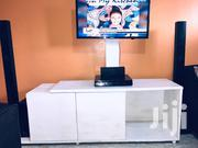Tv Cabinet With Mounting Bar. Hard Wood, Spray Painted | Furniture for sale in Nairobi, Mountain View