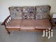 Wooden Couch | Furniture for sale in Nairobi, Parklands/Highridge