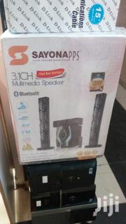 Sayona 3.1 Channel Subwoofer (SHT-1193BT) With Bluetooth -18000 PMPO | Audio & Music Equipment for sale in Nairobi, Nairobi Central