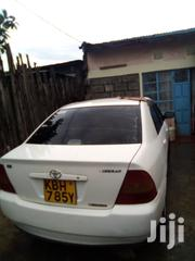 Toyota Corolla 2003 White | Cars for sale in Nakuru, Lanet/Umoja
