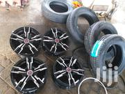Rims Size 14 Complete With Tyres | Vehicle Parts & Accessories for sale in Nairobi, Mugumo-Ini (Langata)