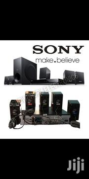 Tz 140 Sony Home Theater Full With Remote   Audio & Music Equipment for sale in Nairobi, Kawangware