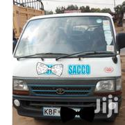 Toyota Shark White | Buses & Microbuses for sale in Nairobi, Kahawa West