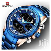 Naviforce 9138 Glod Blue   Watches for sale in Nairobi, Nairobi Central