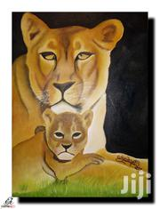 Simba Wall Painting | Arts & Crafts for sale in Nairobi, Nairobi Central