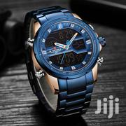 Naviforce 9183 Gold Blue | Watches for sale in Nairobi, Nairobi Central