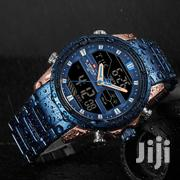 Naviforce 9138 Gold Blue | Watches for sale in Nairobi, Nairobi Central