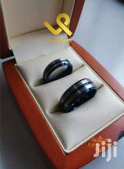 Blue Groove Tungsten  Carbide Wedding Rings | Jewelry for sale in Nairobi, Lower Savannah