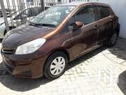 New Toyota Vitz 2012 Brown | Cars for sale in Mombasa, Tononoka