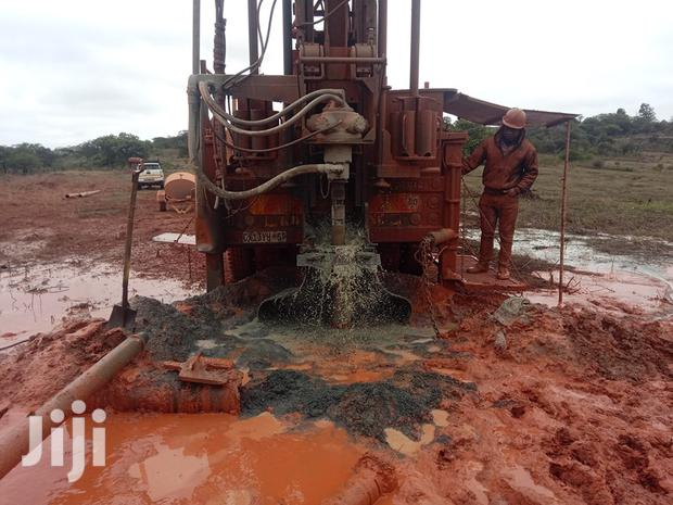 Archive: Experienced In Borehole Drilling