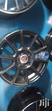 Black Sports Rims Size 14set | Vehicle Parts & Accessories for sale in Nairobi, Nairobi Central