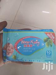 Wet Wipes Baby Friendly. 10 Wipes. | Baby & Child Care for sale in Nairobi, Woodley/Kenyatta Golf Course