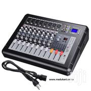 8 Channel Professional Powered Mixer | Musical Instruments for sale in Nairobi, Nairobi Central