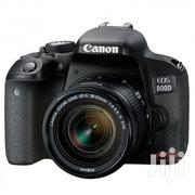 Canon 800D Camera With 18-55mm Lens | Cameras, Video Cameras & Accessories for sale in Nairobi, Nairobi Central