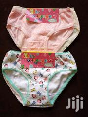 Top Quality 6PACK Pure Cotton Cute Girls Panties 3-15yrs | Children's Clothing for sale in Nairobi, Kasarani
